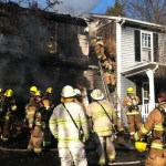 Fire Damages Ridgecross Road Home In Arnold