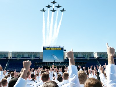 2016 USNA Commissioning Week Schedule