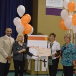 Voya Financial awards grant to St. Anne's School of Annapolis teacher