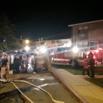 3 rescued from Harbor House apartment fire in Annapolis