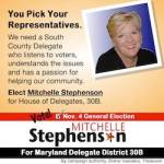 Stephenson gets bipartisan endorsements in District 30B