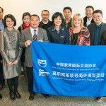 Chinese higher education delegation visits AACC