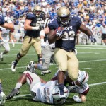 Navy trounces Colgate 48-10 in season opener (PHOTOS)