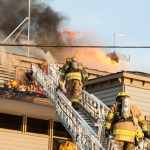 PHOTOS:  Annapolis Yacht Club fire