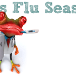 Flu Has Arrived in Annapolis