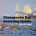 Swimming in the Chesapeake Bay? An update from Evolve Medical Clinics