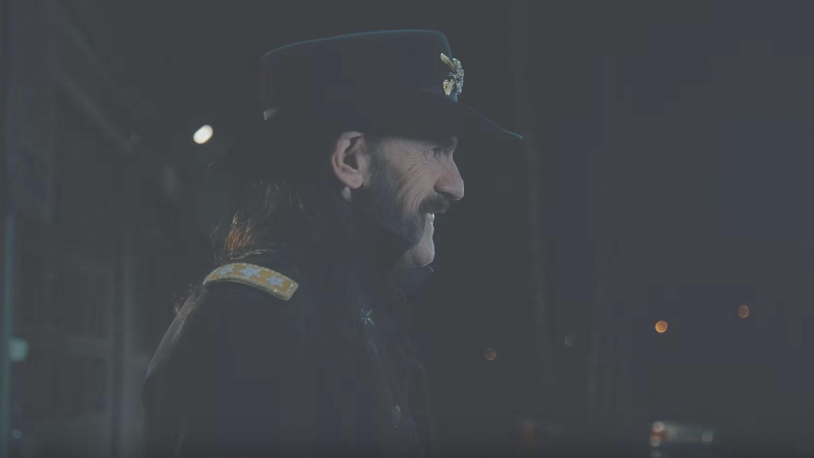 Tribute video for Lemmy Kilmister