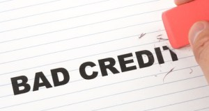 Get rid of bad credit