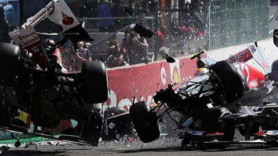6 Best F1 Crashes