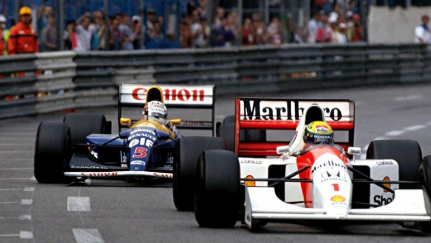 Monaco 1992