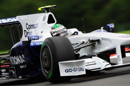 Nick Heidfield conseguía el mejor tiempo de la tercera sesión de entrenamientos libres. Los BMW inesperadamente potentes en este circuito.