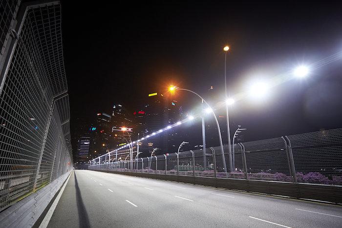 F1: Singapore, seconde libere a Rosberg