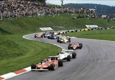 F1 | Le acrobazione di Villeneuve in Austria