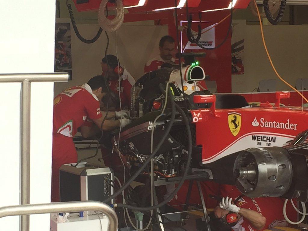 Gp Gran Bretagna F1, Vettel: