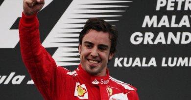 F1 | GP Malesia 2012: Alonso lo squalo rosso