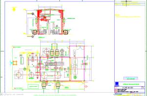 Realização de projeto de elétrico, civil, metálico e exaustão para prédio industrial