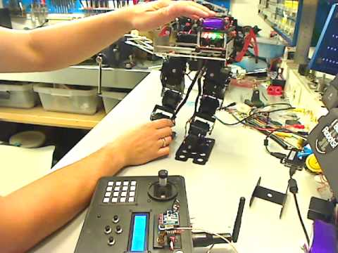 Zenta's robotic workshop take2