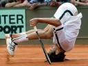Funny tennis 4 Rafael Nadal Roger Federer