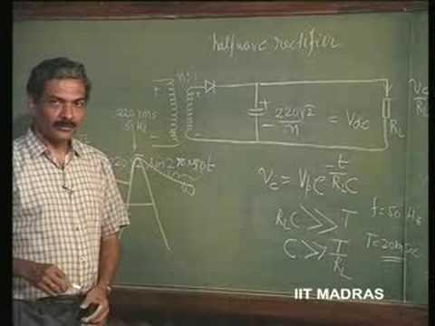 Diodes Voltage Multiplier video lecture – Electronics Engineering Lecture – 5