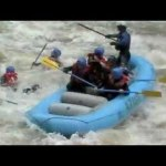 CRAZY RAFTING 2011 - Eau Vive - Riviere-rouge