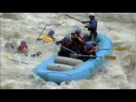 CRAZY RAFTING 2011 – Eau Vive – Riviere-rouge