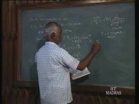 Principles Of Mechanical Measurements – Lecture – 10