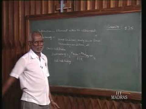 Principles Of Mechanical Measurements – Lecture – 4
