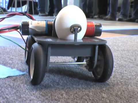 Egg Gymnastics – Mechanical Engineering – University of Utah