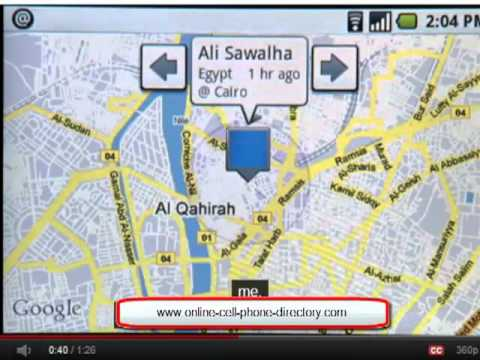 Track Cell Phone Location FREE Online!