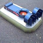 rc hovercraft griffon TDX2000