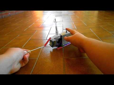 my homemade helicopter