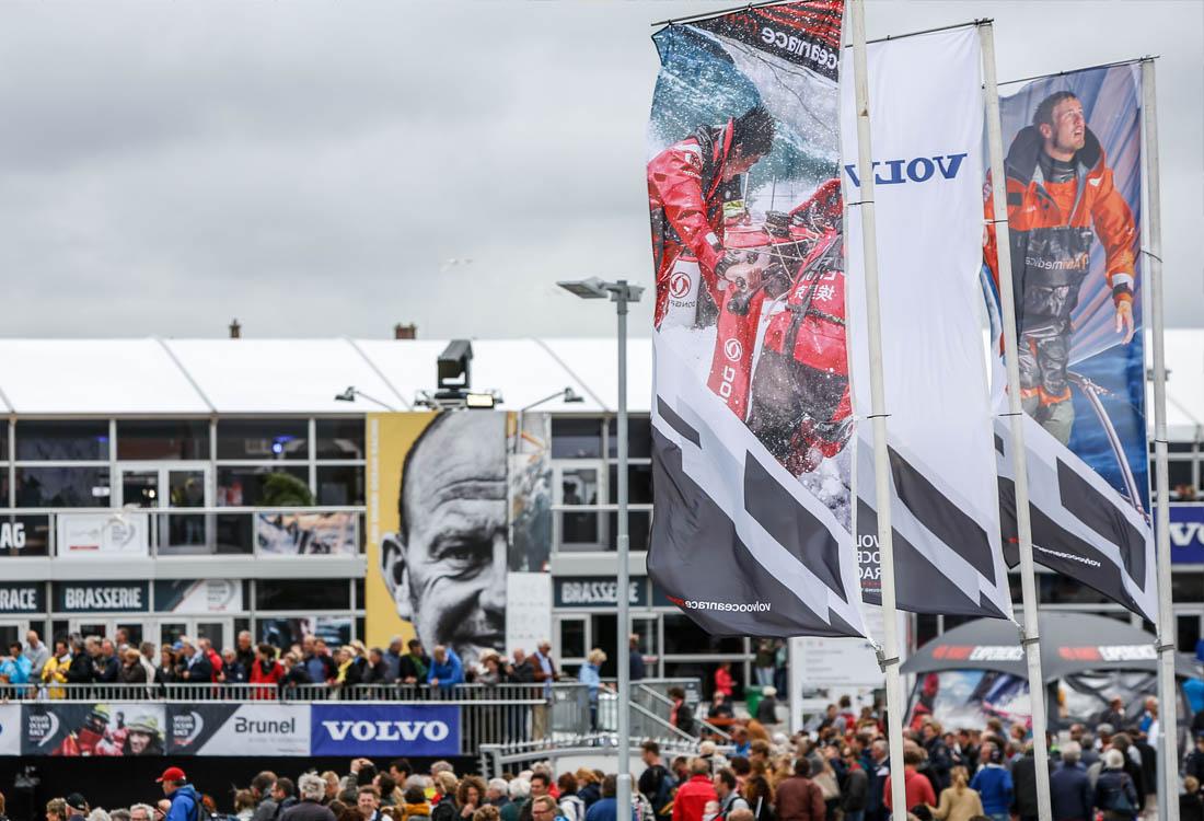 Faber Exposize Volvo Ocean Race 2