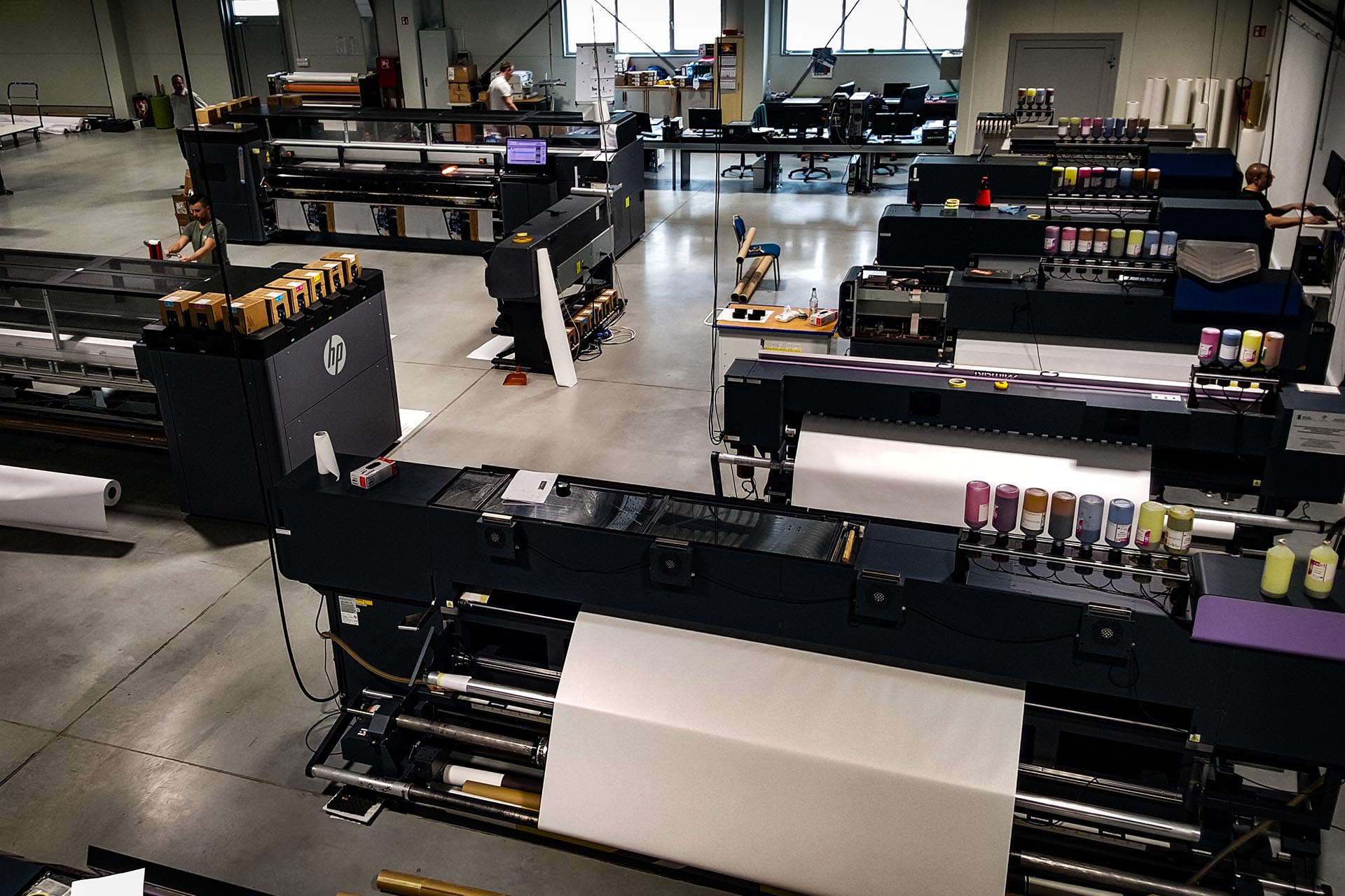 Faber Exposize Printers 2
