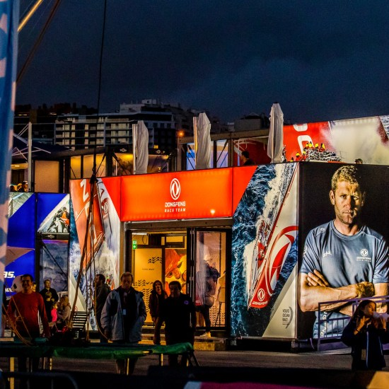 Lisbon Stopover, Race Village. Photo by Jesus Renedo/Volvo Ocean Race. 02 November, 2017.