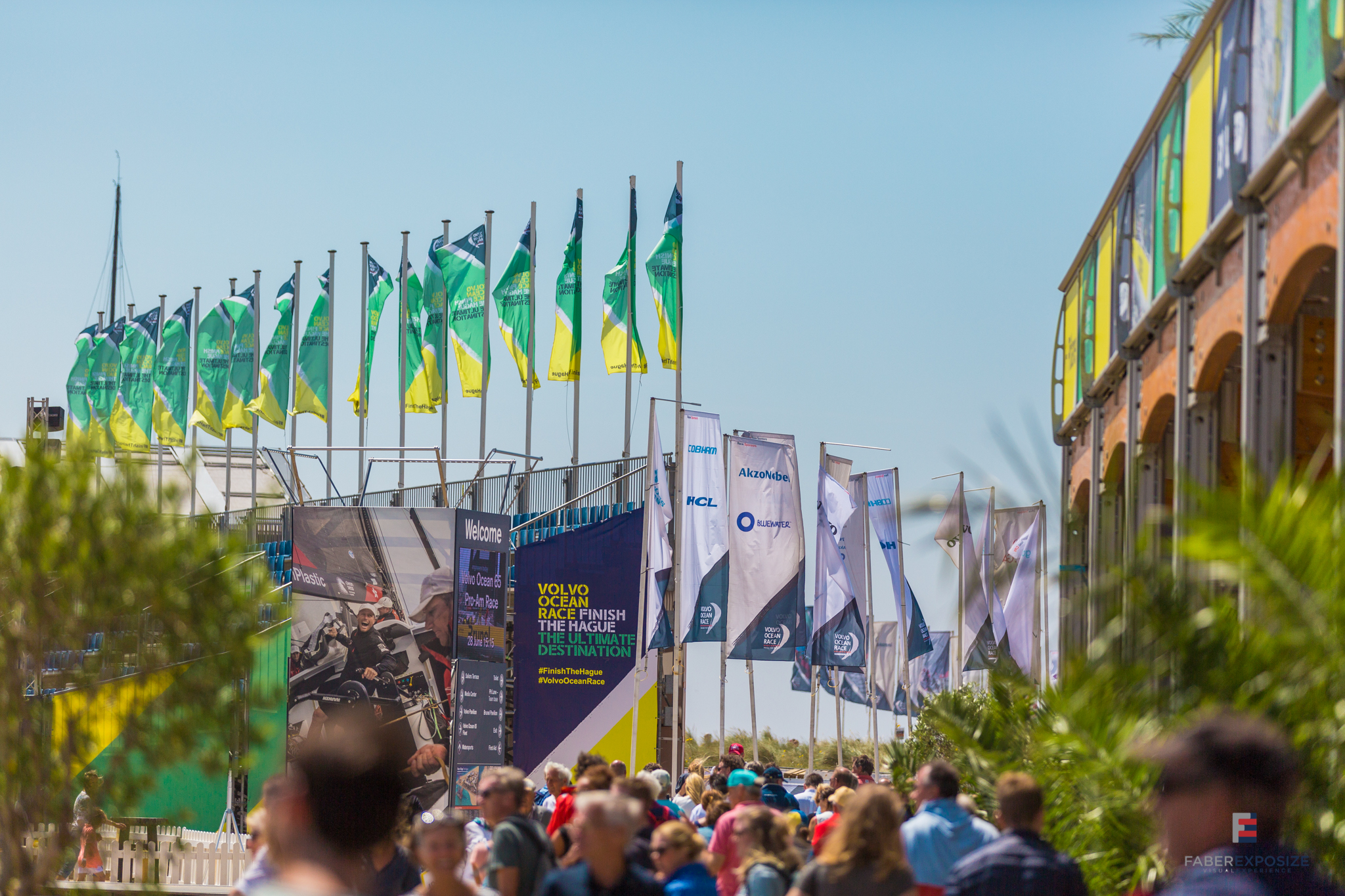 Flags, Banners