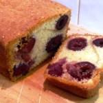 Cherzipan Cake