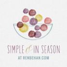 Simple & in Season