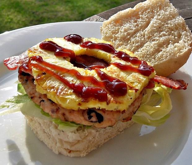 Flavours of Brazil Turkey Burgers