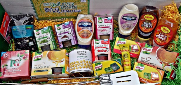Unilever Kitchen Taste of Brazil Challenge