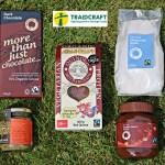 TraidCraft Store Cupboard Ingredients