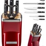 Win a KitchenAid 7 Piece Knife Set - Fab Food 4 All