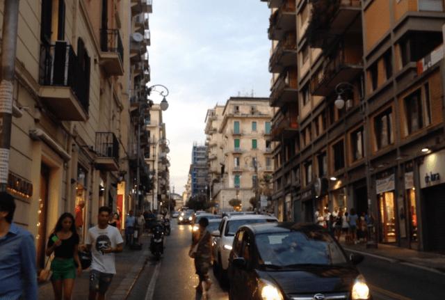 Centro de Salerno