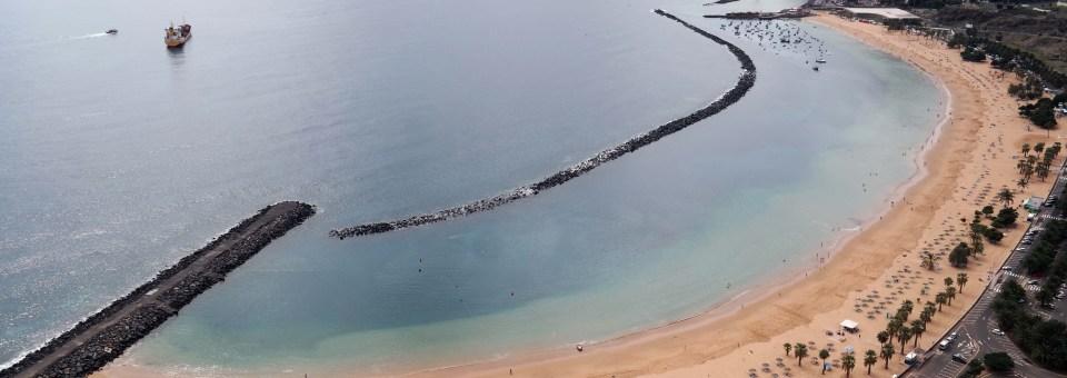 Cele mai bune plaje din Tenerife