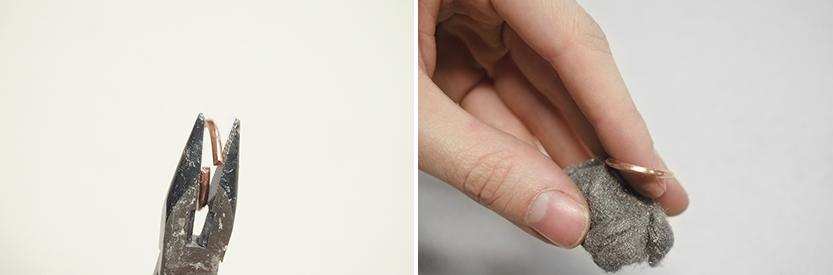diy anillos finos cobre fabrica de imaginacion paso3
