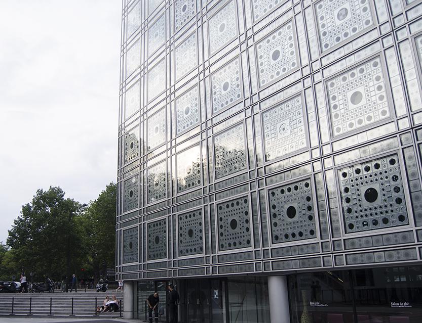 guia paris instituto arabe