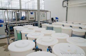 Fertilizanti ulilizati in cultura hidroponica