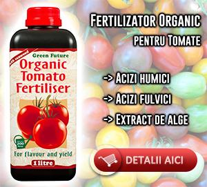 Ingrasamant orgnic pentru tomate