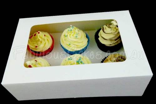 Colourful Cupcakes