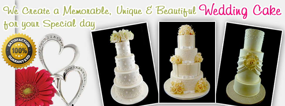 Our Beautiful Wedding Cakes