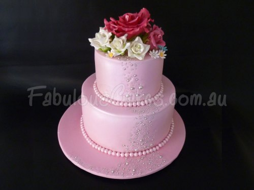 pink-beautiful-girl-cake